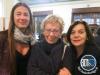 Francesca Carnicelli, Laura Tidone ed Elisa Romano