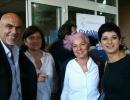 Giorgio Stuppioni, Sveva Borin, Maria Letizia Borghi, Germana Gavazzoni