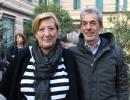 Francesco Murgia e Rita Federico
