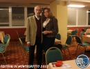 Antonio Vivaldi ed Enza Rossano, vincitori del Torneo a Coppie Miste e Signore