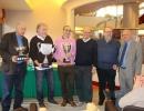 Torneo a Squadre, i vincitori Peter Pauncz, Andrea Buratti, Niccolò Fossi, Carlo Mariani