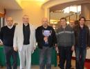 Torneo a Squadre, 3° Nikola Barantiev, Ivan Peychev, Nikolay Kermedchiev, Alexander Stoyanov