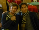Alessandro Calmanovici e Gianluca Bergami