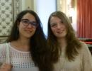 Flaminia Tanini e Sophia Capobianco