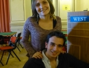 Margherita Chavarria e Gabriele Zanasi
