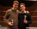 Open, girone F, 1°: ASD BRIDGE VARESE (Francesco De Leo - Riccardo Locatelli)