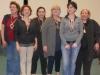 1° Eccellenza Ladies: MARTELLINI - GENOVA BRIDGE (S. Martellini, M. Causa, E. Fusari, S. Gianino, C. Martellini, V. P. Prato)
