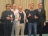 3° Open Serie B, Gir.F: CENCI - S.S. LAZIO BRIDGE (E. Cenci, G. Cameo, A. Francesconi, M. Magri, L. Trabucchi, M. Valentino)