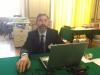 L'arbitro Marco Mazzurega