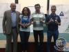 Serie A, girone C, 3°: Costanzia - Ass. Bridge Torino (C.Jr Costanzia, C. Barone Ciccarello, L. Corti, R. Federico, F. Murgia, L. Venini)