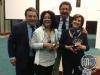 Serie B, girone M, 3°: Falugi - Amici del Bridge (G. Falugi, M. Albertazzi, R. Corsi, G. Landucci, A. Pratesi, P.G. Salvagnini)