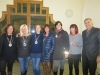 Coppa Italia Women, 2°: POZZI (G. Pozzi, R. Benedetti, F. Brambilla, L. Consonni, R. Greppi, D. Romani)