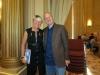 Sabine Auken e Roy Welland
