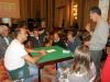 Giocatori italiani durante il Patton