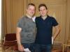 Tom Hanlon e Hugh McGann