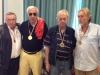 Squadre Libere, 1°: CAMBIAGHI (Andrea Buratti, Roberto Cambiaghi, Arturo Franco, Paolo Barzaghi)