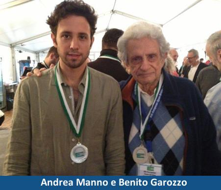 Andrea Manno e Benito Garozzo