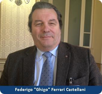 """Federigo """"Ghigo"""" Ferrari Castellani"""