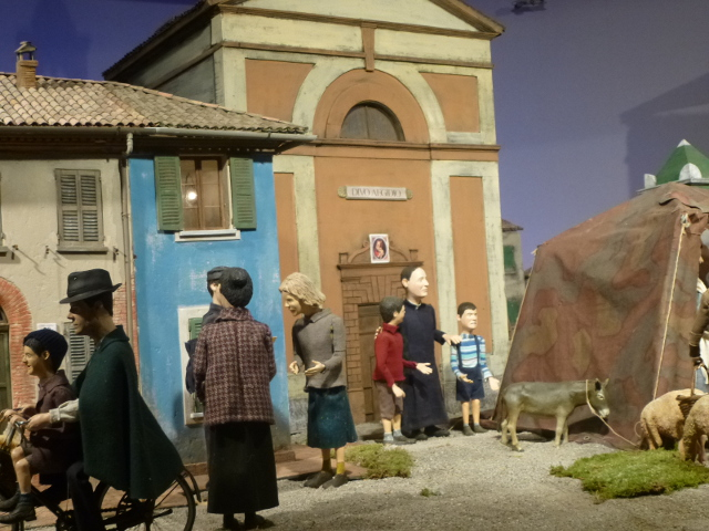 La Chiesa del Presepio