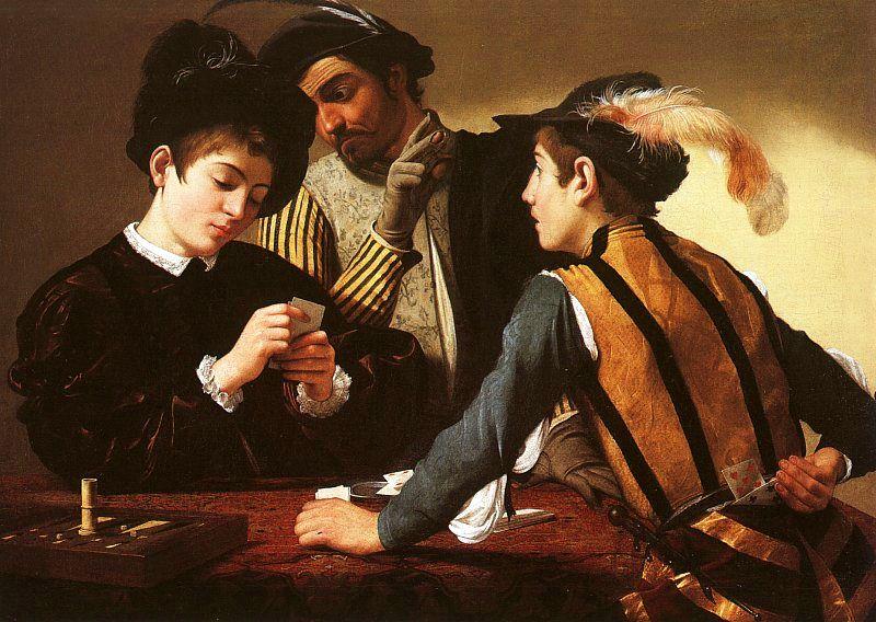 Caravaggio_I_Bari