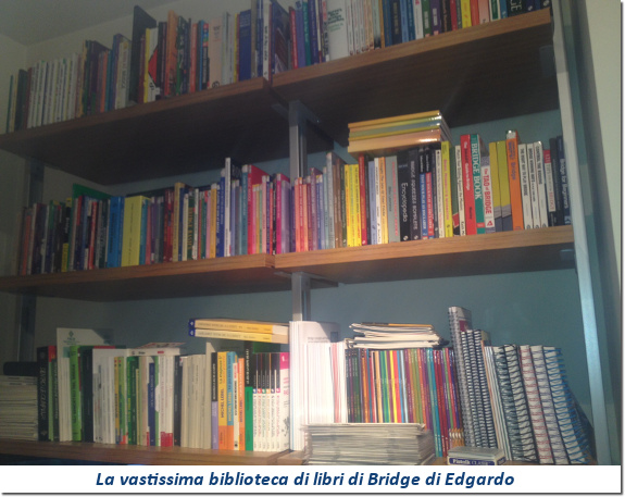 Libri di Bridge di Edgardo Gulotta