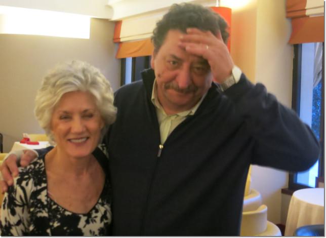 Carla Arslan e Paolo Clair