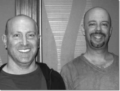 John Diamond e Geoff Hampson