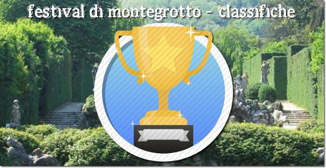 Classifiche Festival di Montegrotto
