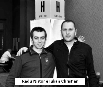 Radu Nistor e Iulian Christian