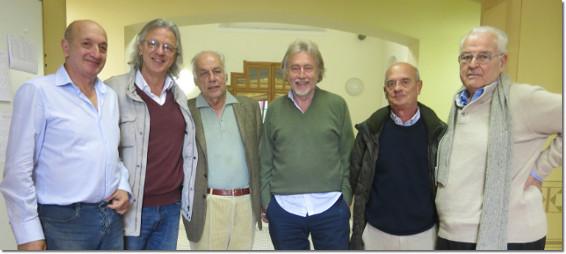 Selezioni Senior 2014 vincitori Villa Fabbriche