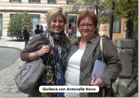Antonella Novo Giuliana Pederzoli