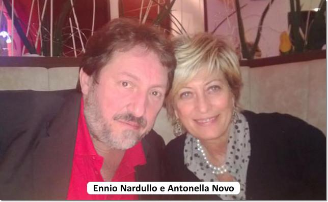 Ennio Nardullo e Antonella Novo