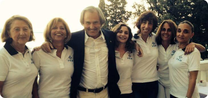 Gianpaolo Rinaldi e la Nazionale italiana femminile