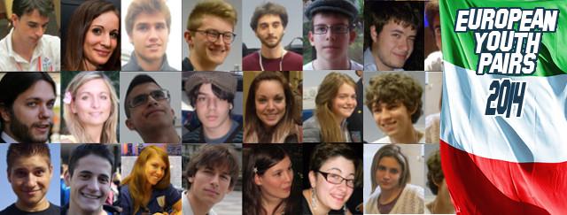Ragazzi italiani a Burghausen per gli European Youth Pairs Championships 2014