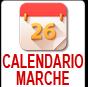 Calendario Regione Marche