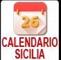 Calendario Regione Sicilia