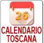 Calendario Regione Toscana