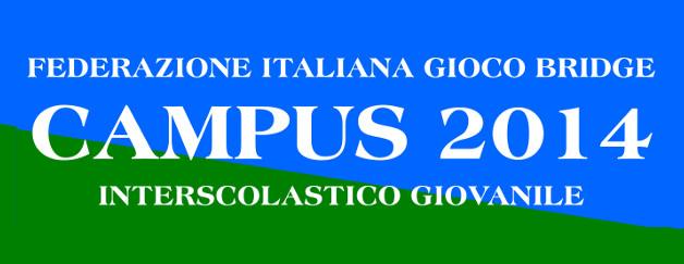 Campus Interscolastico 2014