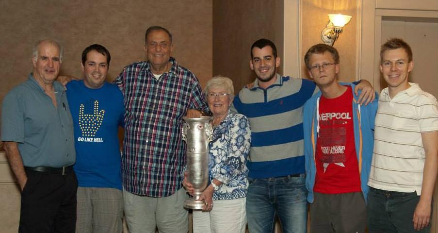 Team Schwartz Spingold 2014