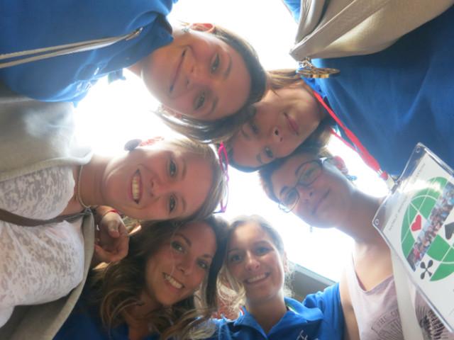 ragazze Nazionale Italiana