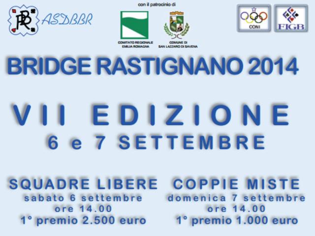 Torneo di Rastignano 2014