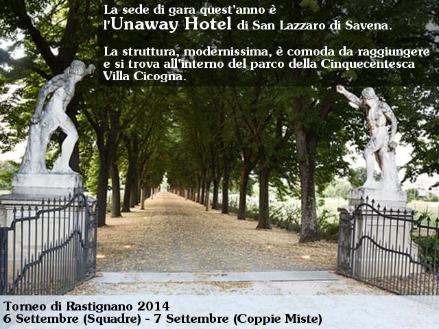 7° Torneo di Rastignano | Bridge d'Italia Online