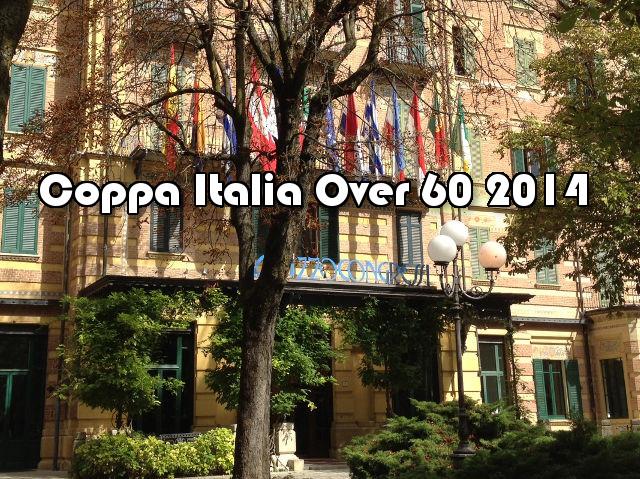 Coppa Italia Over 60 2014