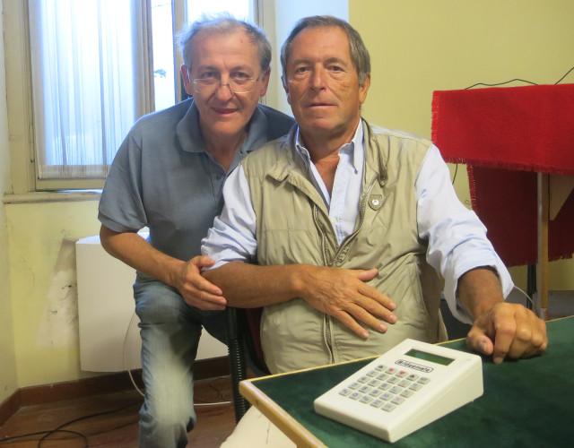 Claudio Bavaresco Franco Caviezel
