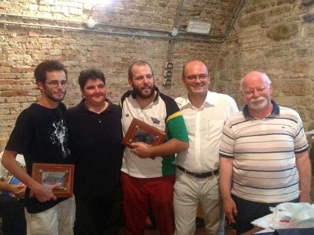Giuseppe Delle Cave e Bernardo Biondo - Perugia 2014