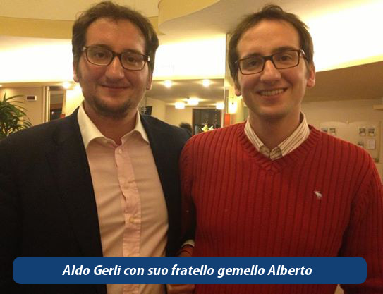 Aldo Gerli e Alberto Gerli