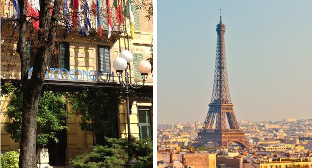 Salsomaggiore-Parigi