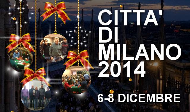 Torneo Internazionale a Squadre Città di Milano 2014