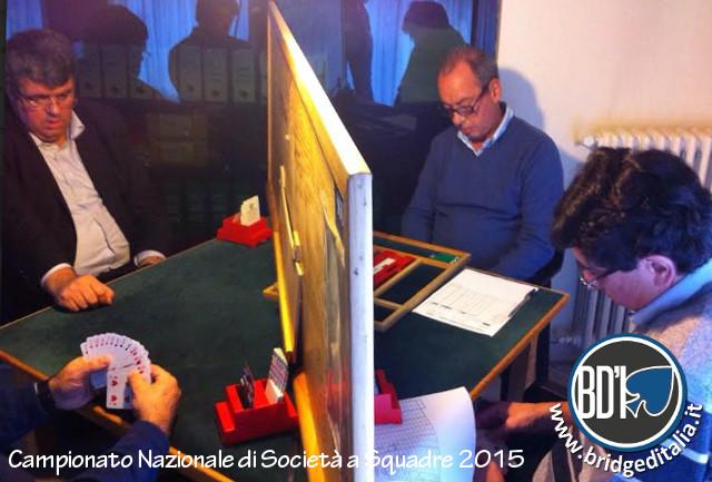 Campionato Societario 2015 a Palermo