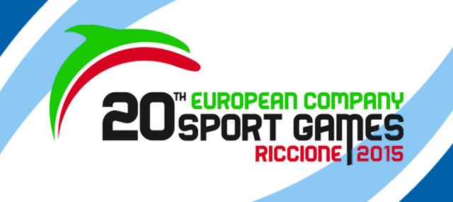 European Company Sport Games 2015